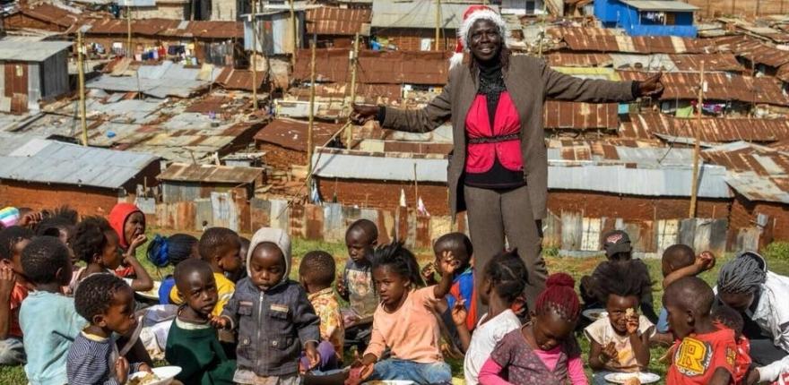 Home page- Julie Hope School in Kibera