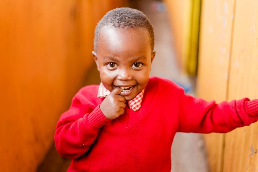Photos taken at Julie Hope School, Kibera.